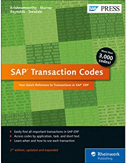transaction sap sd