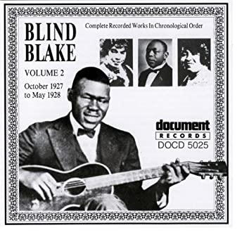 Blind Blake Vol. 2 (1927-1928)