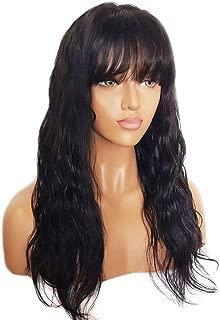 wig with bang