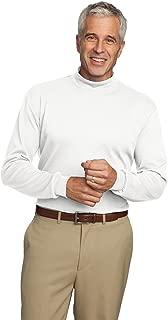 Best mens 100% cotton turtleneck Reviews