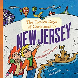 The Twelve Days of Christmas in New Jersey (The Twelve Days of Christmas in America)