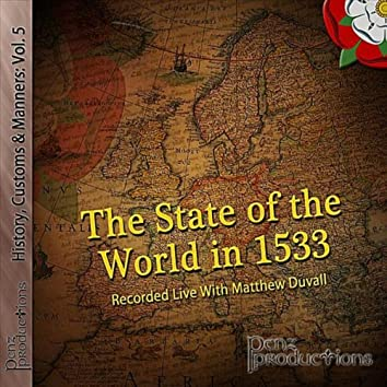The State of the World in 1533 (HCM#5)