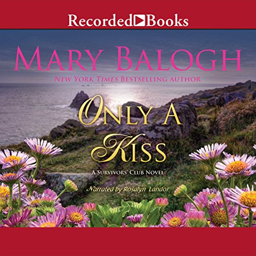 Only a Kiss audiobook cover art