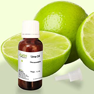 Allin Exporters Lime Oil - 100% Pure, Natural & Undiluted - 15 ML