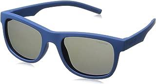 Unisex-Child Pld8020s PLD8020S Polarized Wayfarer Sunglasses