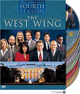 WEST WING: SEASON 4 (DVD)