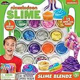 Nickelodeon Slime Blendz Premade Slime Set