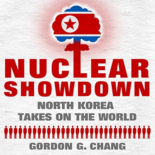 Nuclear Showdown audiobook cover art
