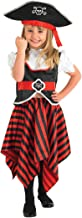 Rubies Raggy Pirate Girl - Niños Disfraz