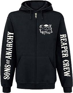 Sons Of Anarchy - Reaper Crew (Zipper M/Black)