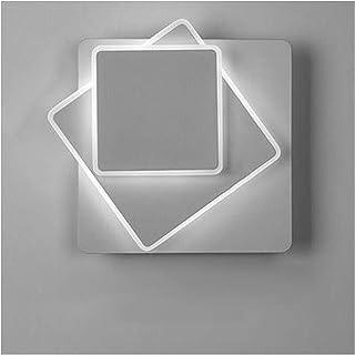 15w Applique Murale Intérieur, Lampes Creative 3 en 1 Rotatoir à 350 Degrés, Décoration d'Éclairage Moderne pour Chevet Sa...