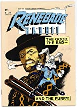 Renegade Rabbit Comic #1 - The Good, the Bad and the Furry (December, 1986)