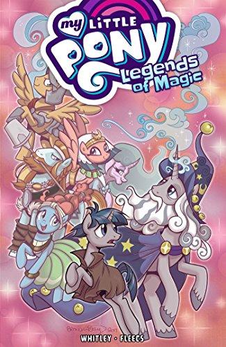 My Little Pony: Legends of Magic Vol. 2 (Comic)