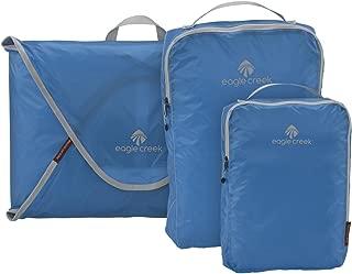 Eagle Creek Hardside Luggage Set, 2 Piece, Brilliant Blue, 25.5 Centimeters 104EC411941531004