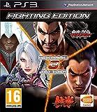 Tekken 6 + Tekken Tag Tournament 2 + Soulcalibur V