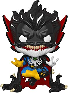 Funko Pop! Marvel: Maximum Venom - Dr. Strange, Glow in The Dark, Amazon Exclusive, Multicolor