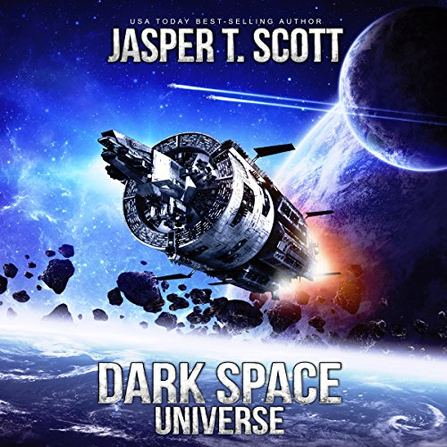 Universe audiobook cover art