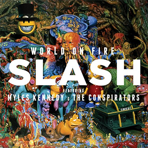World On Fire (Feat. Myles Kennedy And The Conspirators)