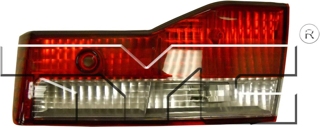 Collison Lamp 01-02 Denver Mall Honda Accord Low price Assembly Right Tail Light Lens