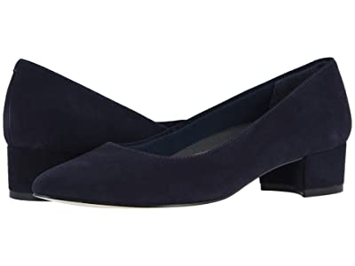 Walking Cradles Heidi (Navy Suede) Women