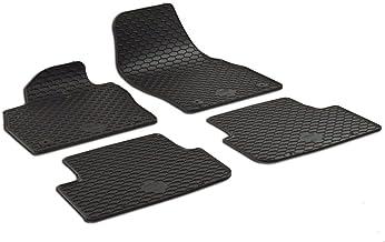J/&J AUTOMOTIVE Tapis DE Sol en Caoutchouc 3D Exclusive Compatible avec Seat Arona 2017-pr/és 4pcs