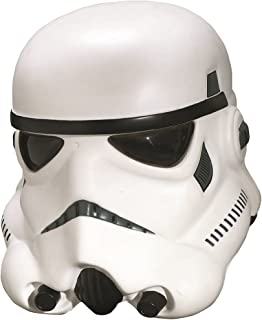 Rubie's Men's Star Wars Collector Stormtrooper Collectors Helmet, Multi, One Size