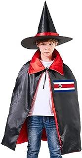 costa rica costume boy