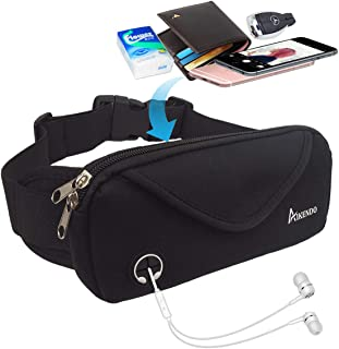 AIKENDO Small Fanny Pack Running Belt,Workout Waist Pack...
