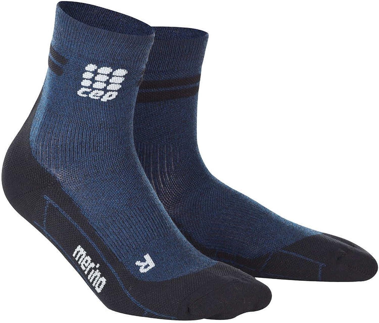 CEP Women's Dynamic+ Merino Short Socks