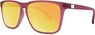 Knockaround Fast Lanes Wayfarer Unisex Sunglasses Yellow FLSS2089 53 17 142 mm