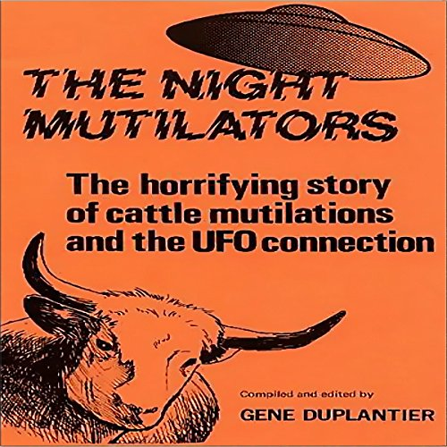 The NIght Mutilators audiobook cover art