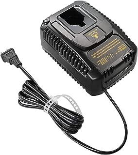DC9310 Fast Battery Charger for DEWALT 7.2V-18V NiCad NiMh Battery DC9096, DE9039, DE9095, DE9096, DE9098, DC9098, DW9096, DW9095, DW9098, DC9071, DE9037, DE9071, DE9072, DE9074, DE9075, DW9071, DW90