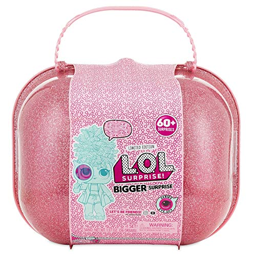 L.O.L. Surprise - Bigger Surprise Briefcase con Dolls...