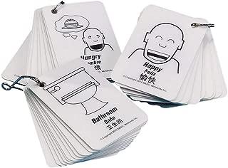 Multilingual Communication Cards, 3 Sets of 12 Cards