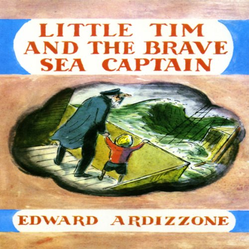 Little Tim and the Brave Sea Captain cover art