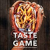 Kingsford Taste of the Game Barbecue Cookbook with Recipes Inspired by Major League Baseball (MLB)