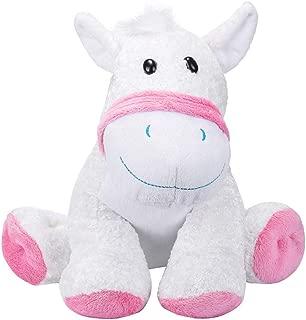 Lumumi Pony Doll Plush Toy, Plush Gift Toy Wedding Gift Child Birthday Present Send Girl