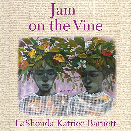 Jam on the Vine audiobook cover art
