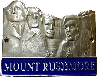 national park hiking staff medallions