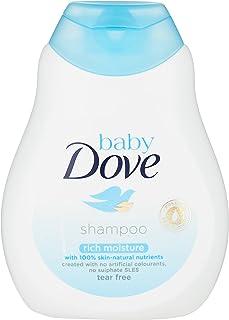 Dove Baby Tear Free Shampoo, Rich Moisture, 6.76 Ounces (Pack of 3)