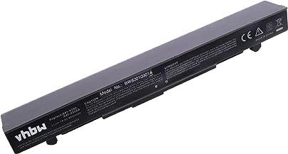 vhbw Li-Ion Akku 4400mAh  14 4V  schwarz f r Notebook  Laptop Asus X450  X450V  X450VB  X450VC  X450VE wie A41-X550  A41-X550A