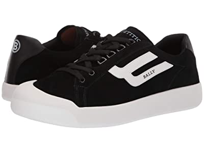 Bally New Competition Retro Sneaker (Black) Men