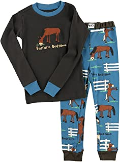Long Sleeve Pajamas by LazyOne | Fun Soft Animal Pajamas