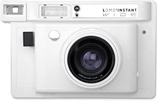 Lomography Lomo'Instant Wide Camera White by Lomography