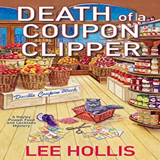 Death of a Coupon Clipper audiobook cover art
