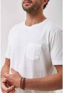 Camiseta Frutas - Off - White
