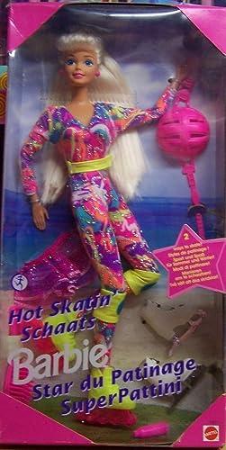 preferente Barbie Barbie Barbie Hot Skatin Barbie  hasta un 60% de descuento