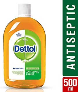 Dettol Antiseptic Liquid 16.9 Oz (500 ml)