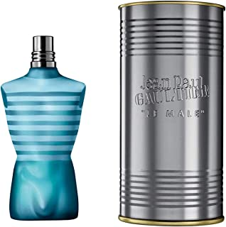 Jean Paul Gaultier Le Male Eau de Toilette Spray for Man. Eau de Toilette 4.2 Fl Oz 125ml