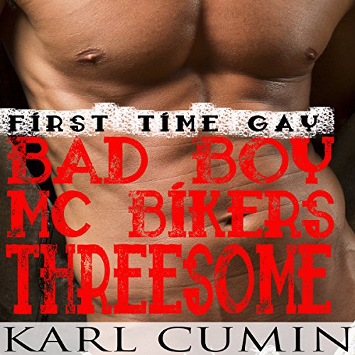 Bad Boy MC Biker Threesome audiobook cover art